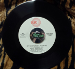"45RE ✦ KENT WESTBURY ✦ ""My Baby Don't Rock Me / No Place To Park"""